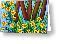 Wild Medley Greeting Card