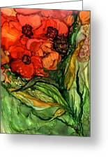Wild Poppies - Organica Greeting Card