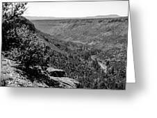 Wild Rivers Greeting Card