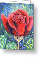 Wild Rose One Greeting Card