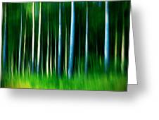 Wild Stripes Greeting Card