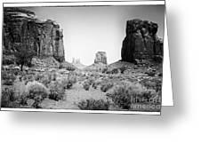 Wild West Greeting Card
