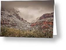 Boynton Canyon Arizona Greeting Card
