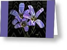 Wild Wildflowers Greeting Card