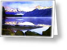 Wilderness Inter Peace Greeting Card