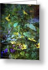 Wildflower Impression 4859 Idp_2 Greeting Card