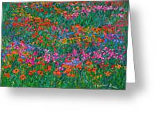 Wildflower Magic Greeting Card