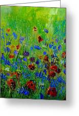 Wildflowers  560121 Greeting Card