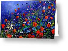 Wildflowers 78 Greeting Card