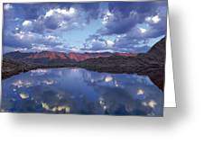 Wildhorse Lake Greeting Card
