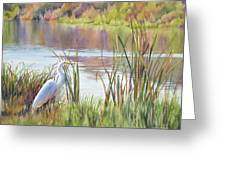 Wildlife Refuge Greeting Card