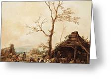 Wilhelm Alexander Greeting Card