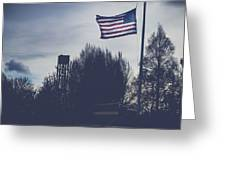 Willamette National Cemetery Greeting Card