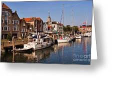 Willemstad Greeting Card