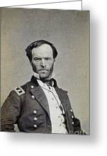 William Tecumseh Sherman Greeting Card