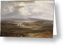 William Turner ,the Burning Greeting Card
