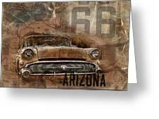 Williams Buick 2 Greeting Card