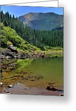 Williams Lake Greeting Card