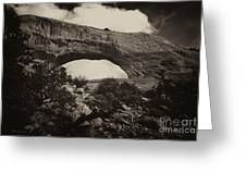 Wilson Arch No 1a Greeting Card