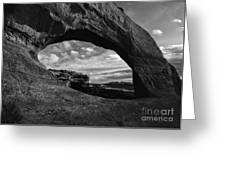 Wilson Arch No 3 Greeting Card