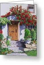 Wiltshire Cottage Greeting Card