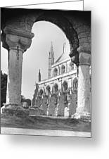 Winchester Cathedral England Greeting Card