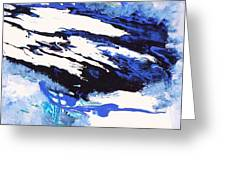 Wind Greeting Card