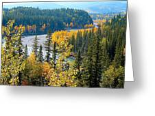 Winding Creek Greeting Card