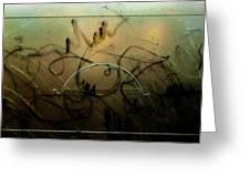 Window Drawing 07 Greeting Card
