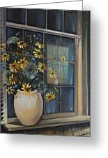 Window Dressing - Lmj Greeting Card