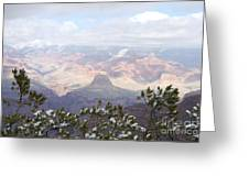 Window With A View 2 Greeting Card