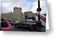 Windsor Castle #1 Greeting Card