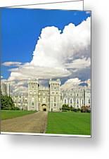 Windsor Castle Greeting Card