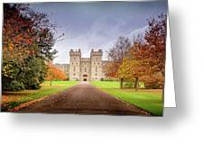 Windsor Warmer Greeting Card