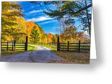 Windstone Farm Greeting Card