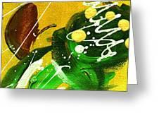 Windswept II Greeting Card