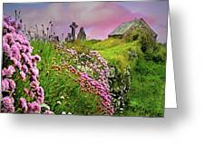 Windswept Memories Greeting Card