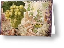 Wine Country Rhone Greeting Card