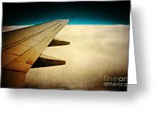 Wing Greeting Card