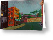Wingate Street Greeting Card