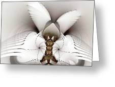 Wings In Motion Greeting Card