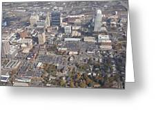 Winston-salem Nc Greeting Card