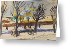 Winter 1 Greeting Card