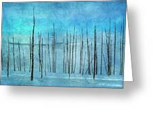 Winter Blues  7913 Greeting Card