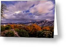 Winter Colors 23 Greeting Card
