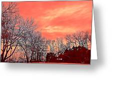 Winter Day 2 Greeting Card