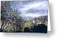 Winter Day 3 Greeting Card