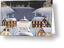 Winter Festival Greeting Card