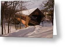 Winter Henniker Greeting Card