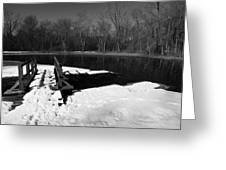Winter Park 2 Greeting Card